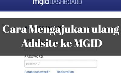 blog ditolak mgid karena trafik rendah