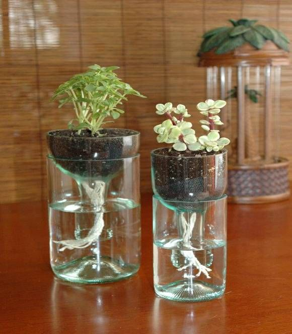 Recycled Plant Pots: South Africa: More Recycling For The Garden
