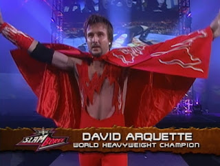 WCW Slamboree 2000 - World Heavyweight Champion David Arquette