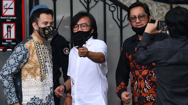Demi Selamatkan Bangsa dari Pandemi, Presiden Jokowi Undang Sejumlah Artis