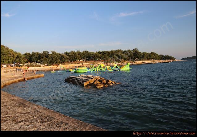 Croacia: Camping Zelena Laguna