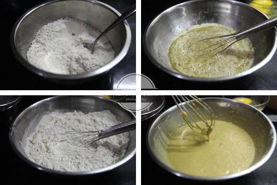 Resep Banana Marble Chiffon Cake JTT