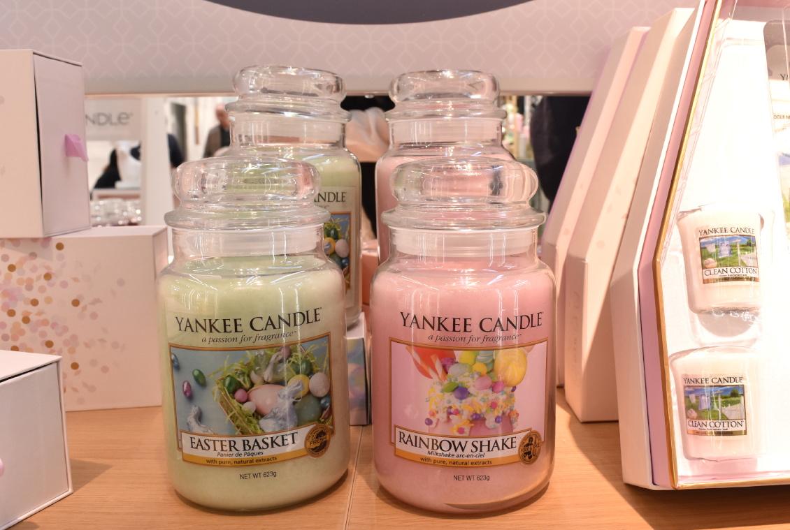 Yankee Candle - Ostern 2019 - Easter Basket und Rainbow Shake