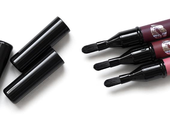 Buxom Plumpline Lip Liners Review Ransom Espionage Mystery Brush