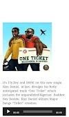 Kizz Daniel Ft Davido – One Ticket [Download Mp3 ]