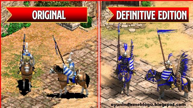 Age Of Empires II Definitive Edition Türkçe İndir