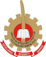LAUTECH Screening Exercise Date for Fresh Part-Time Students