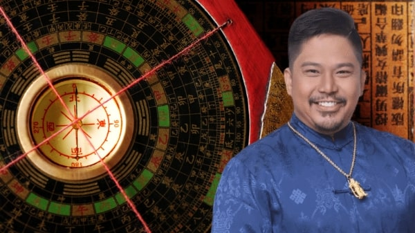 Feng Shui Master Hanz Cua gives his readings on the lucky sectors