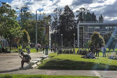 Cupos de admisión para las carreras de la Universidad Nacional