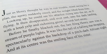 Legends of the lost book 2 inside page text example