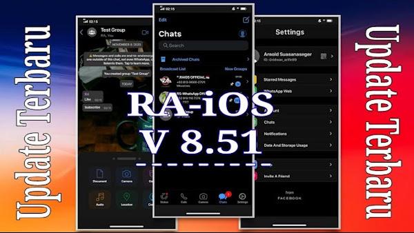 RA-WhatsApp iOS