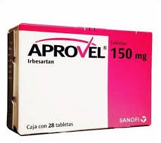 سعر دواء أبروفيل Aprovel أقراص لعلاج إرتفاع ضغط الدم