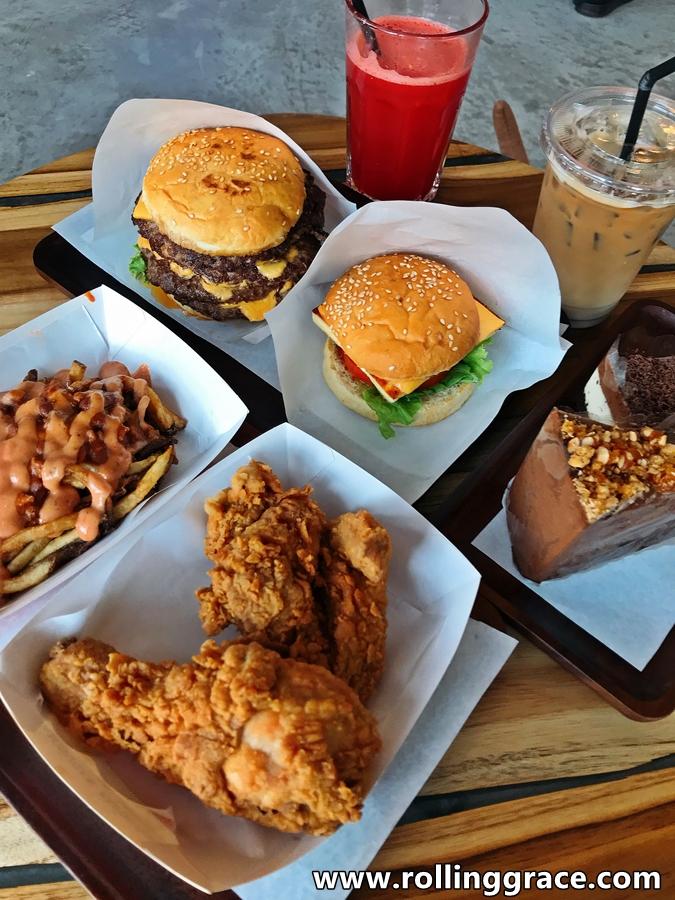 Harley's Burgers and Roasters, Cyberjaya