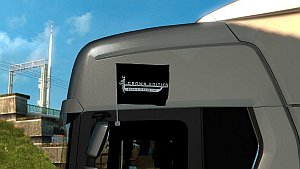 Scania Streamline Flags Crown Edition