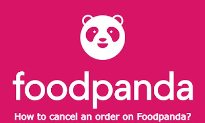 How to cancel an order on Foodpanda?
