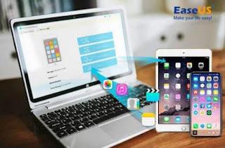 أفضل, برنامج, لنقل, الملفات, بين, أجهزة, آيفون, وآيباد, والكمبيوتر, EaseUS ,MobiMover