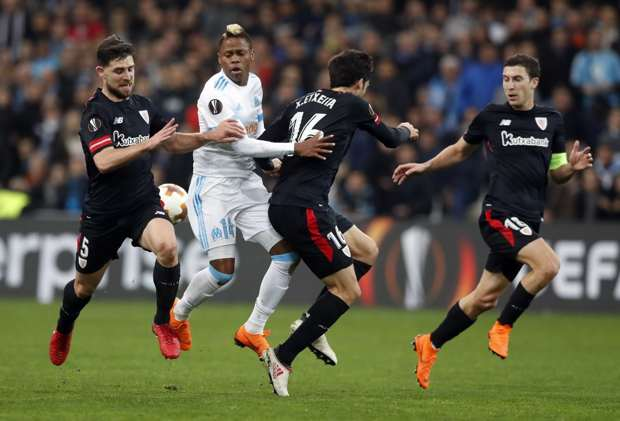 Athtletic Bilbao vs Marseille