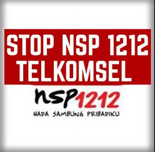 Cara Unreg Nsp Telkomsel 1212 Terbaru Sangat  Mudah