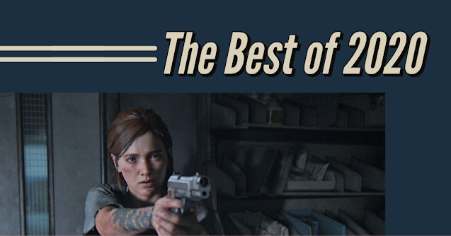 The best games of the year 2020