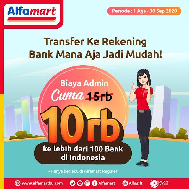Cara Transfer Uang Lewat Alfamart: Dijamin 100% Mudah!