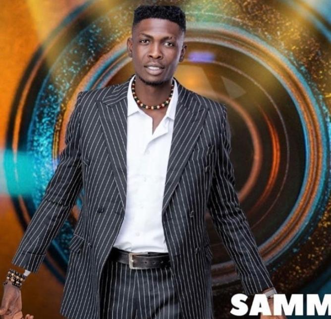 BBNaija; Sammie Biography