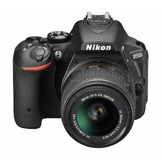 Harga Kamera DSLR Nikon D5500 termurah terbaru dengan Review dan Spesifikasi April 2019