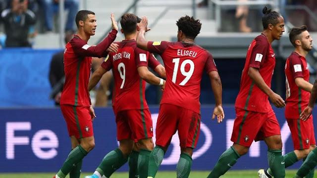 Ronaldo Sebut Portugal Bukan Favorit di Piala Dunia 2018