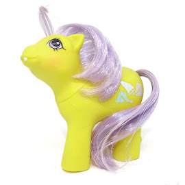 MLP Nightcap Year Five Special Release G1 Pony