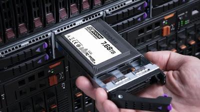 Teknologi SSD NVMe