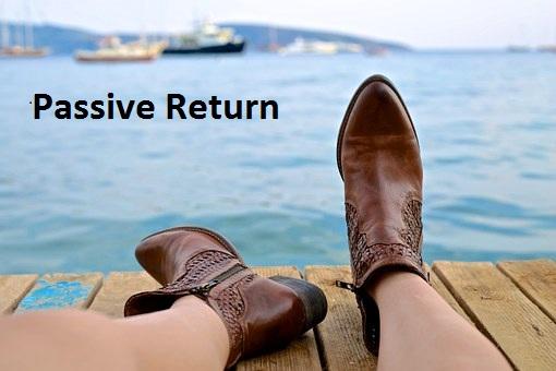 Menghasilkan Passive Return