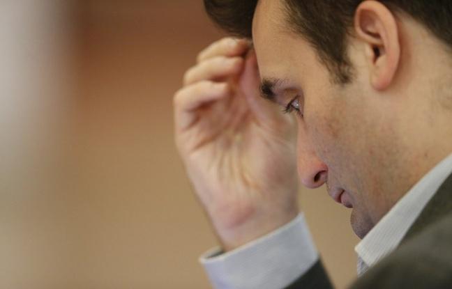 Florian Philippot - Benjamin CREMEL / AFP