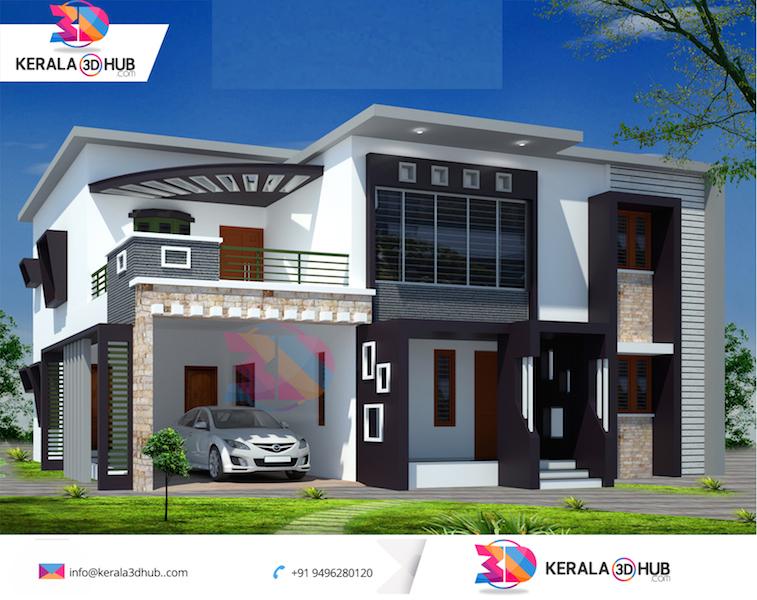 Awesome 3d Home Elevation Design Ideas - Interior Design Ideas ...