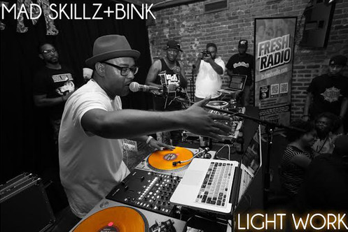 Skillz – Light Work (Prod. by BINK!)