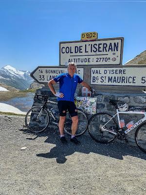 bike rental col de l'iseran france alp