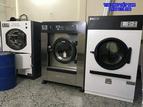 máy giặt sấy công nghiệp cho tiệm giặt