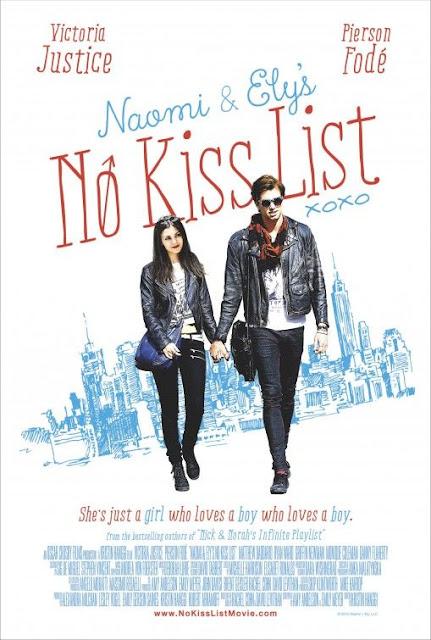 Pequena Resenha do Filme Naomi, Ely e a lista de não Beijos