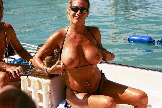 Columbus day regatta miami nude