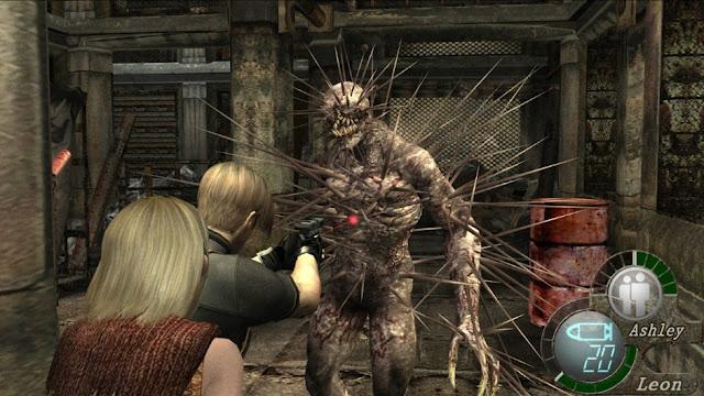 تحميل لعبة resident evil 4 للكمبيوتر