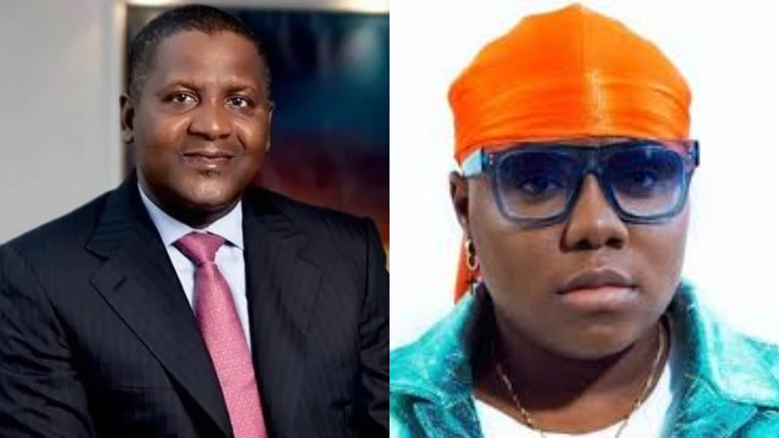 Teniola Changes Surname to Dangote