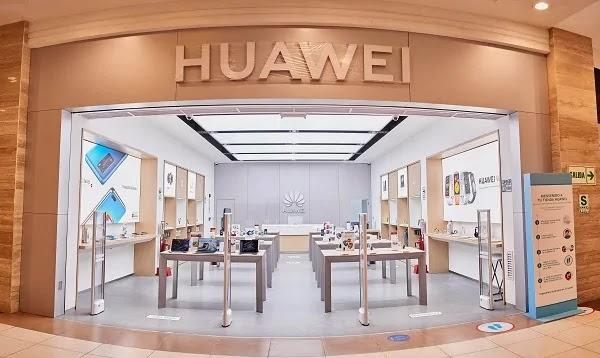 Huawei llega a Lima Este, la marca inaugura nueva tienda de experiencia