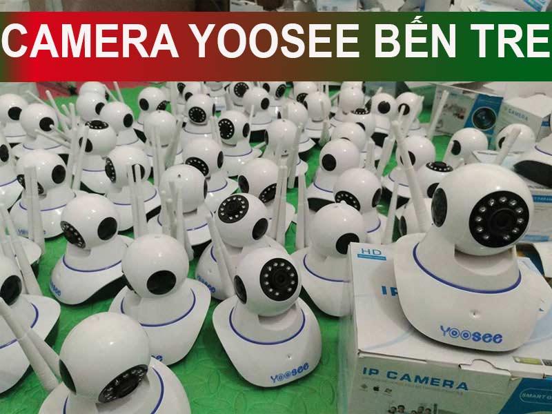 Camera Yoosee Bến Tre