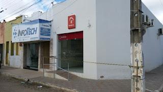 Bandidos assaltam mais uma vez banco Bradesco; um dos suspeitos é encontrado morto