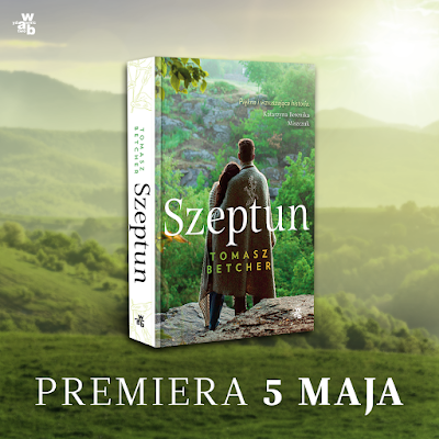 """""""Szeptun"""" Tomasz Betcher - premiera 5 maja 2021r."""