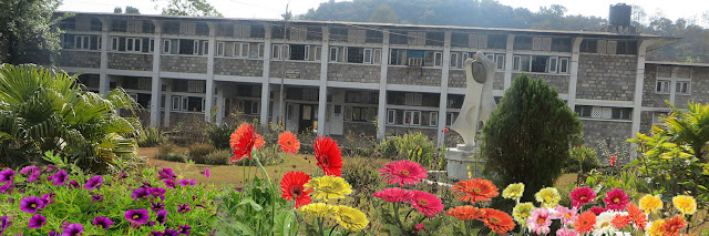 Master Course of Forestry (MSc. Forestry) TU, Nepal -- Pic IOF Pokhara Campus