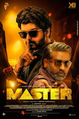 Vijay The Master (2021) Hindi (Cleaned) 720p PreDVDRip Download