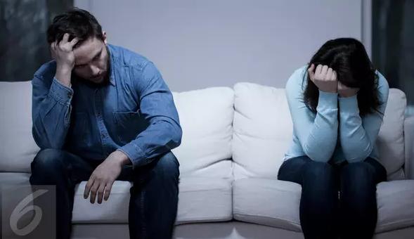 Jangan Berdiam Saat Ada Masalah Dengan Pasangan