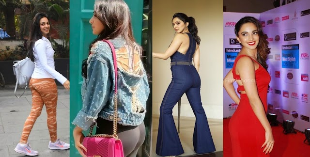 Top Five Bollywood Actress Have Hot Ass in 2020.