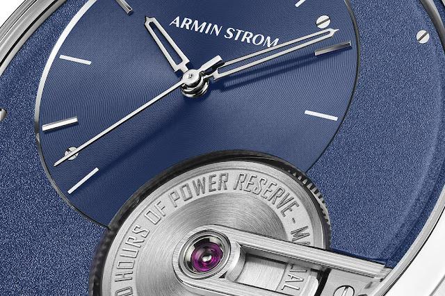 Armin Strom Tribute 1 Blue Edition