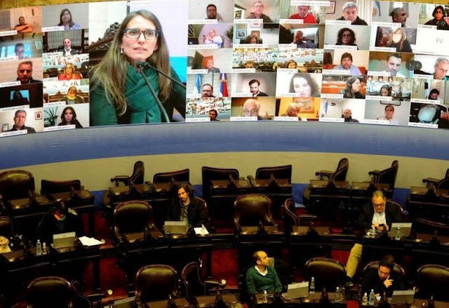 Diputados comienzan a analizar en comisión más de una docena de proyectos vinculados al teletrabajo