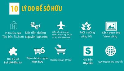 mô tả dự án Sài Gòn Star City